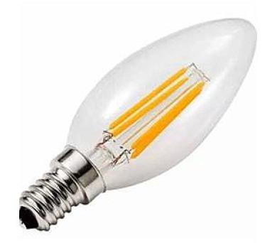 IMMAX E14/230V C35 svíčka 4W 2700K