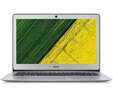 """Acer Swift 3 (SF314-52-39YU) i3-7100U/4GB+N/A/128GB SSD M.2+n/a/A/HD Graphics/14"""" FHD IPS/BT/W10 Home/Silver (NX.GNUEC.004)"""