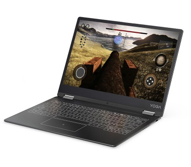 "Lenovo YOGA A12 12,2""HD/Z8550/2G/32GB/Android 6.0.1 Šedá"