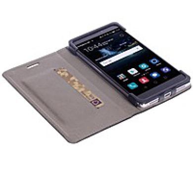 Krusell flipové pouzdro MALMÖ FolioCase pro Huawei P9 Lite