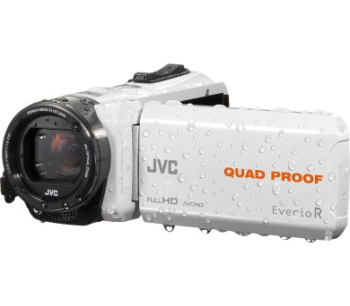 GZ-R435W FULL HD VODOTĚSNÁ KAMERA JVC + DOPRAVA ZDARMA