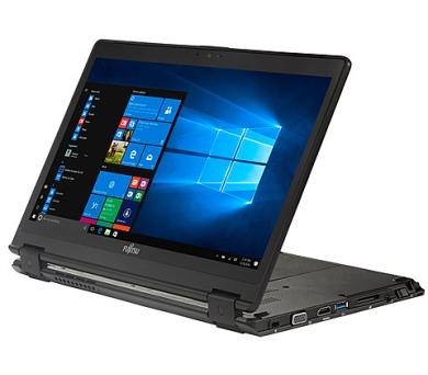 "Fujitsu LIFEBOOK P727 i5-7200U up to 3.1GHz 3MB/8GB/512GB SSD/12,5"" FHD AG/TPM/FP/Win10Pro"