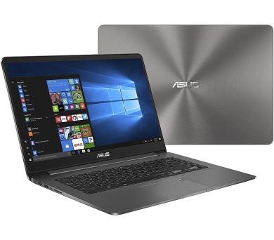 """ASUS UX530UQ-FY005R i5-7200U/8GB/256GB SSD M.2/GeForce 940MX/15.6"""" FHD LED matný/W10 Pro/Grey + DOPRAVA ZDARMA"""