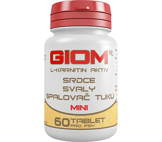 Giom ERA L-karnitin Aktiv 60 Mini 60 tbl