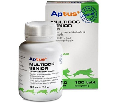Aptus Multidog Senior tbl 100