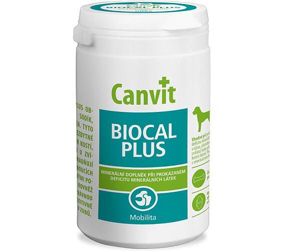 Canvit Biocal Plus pro psy NOVÝ tbl 1000 g