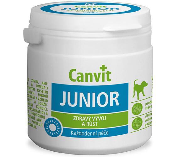 Canvit Junior pro psy NOVÝ tbl 100 g