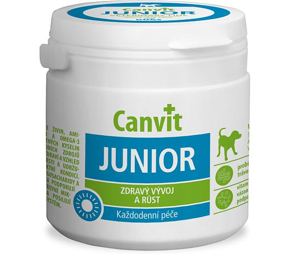 Canvit Junior pro psy NOVÝ tbl 230 g