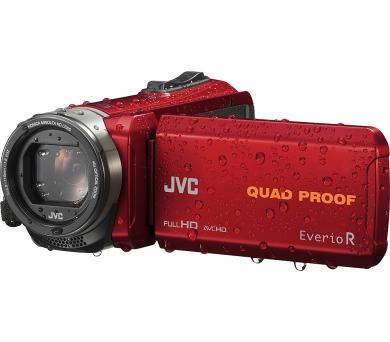 JVC GZ-R435R + DOPRAVA ZDARMA