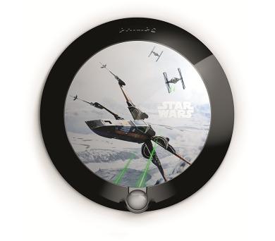 Disney Star Wars NOČNÍ SVÍT. SE SENZOREM LED 0,06W bez baterií Massive 71765/99/P0