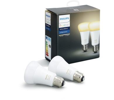 Philips Hue white ambiance 9.5W A60 E27 EU 2Pack 8718696729083