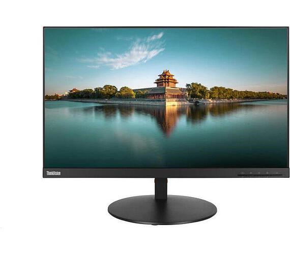 """Lenovo LCD P27h 27"""" IPS WLED/16:9/2560x1440/1000:1/4ms/350cd-m2/2xHDMI+DP+USB-C/5xUSB/pivot (61AFGAT1EU)"""