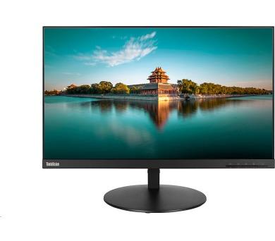"""Lenovo LCD P24h Wide 23.8"""" IPS WLED/16:9/2560x1440/300cd-m2/1000:1/4ms/HDMI+DP+USB-C/4xUSB/Pivot/VESA (61AEGAT3EU)"""