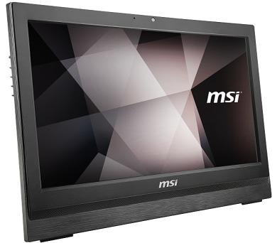 """MSI AIO Pro 20T 7M-038XEU 20"""" Multi-Touch/1600x900/i3-7100/4GB/1TB 7200ot./HD Graphics 630/DVDRW/černý/Bez OS + DOPRAVA ZDARMA"""
