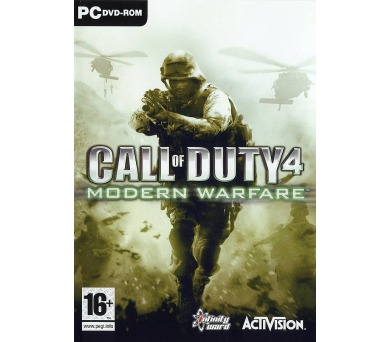 PC CD - Call of Duty: Modern Warfare
