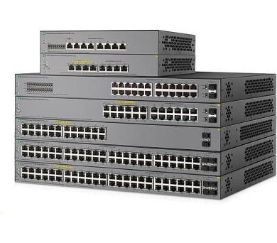 HPE OfficeConnect 1920S 8G PPoE+ 65W Switch (4xPOE+4x1Gb)