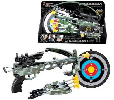 G21 Kuše pistolová s terčem + DOPRAVA ZDARMA