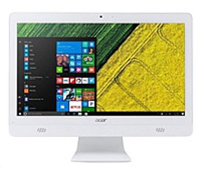 "ACER PC AiO AC20-720 - Celeron J3060@1.6GHz,19.5"" 1600x900 HD mat,4GB,1TB54,Intel HD,W10H"