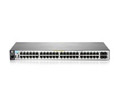 Aruba 2530 48G PoE+ Switch HP RENEW J9772A (J9772AR)