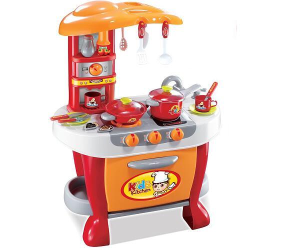 G21 Dětská kuchyňka Malý kuchař s příslušenstvím