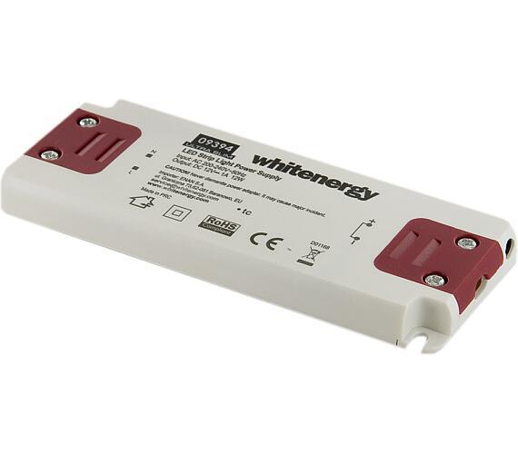 WE Zdroj LED ULTRA SLIM 230V 12W 12V (09394)