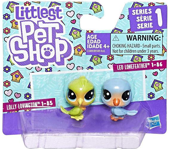 Littlest Pet Shop Dvě zvířátka