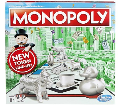 Monopoly nové CZ + DOPRAVA ZDARMA