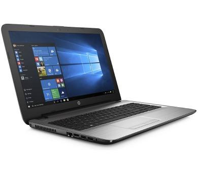 """HP 255 G5 15,6"""" HD / E2-7110 / 4GB / 128 GB SSD / AMD Radeon R2 / W10 Home / Silver + DOPRAVA ZDARMA"""