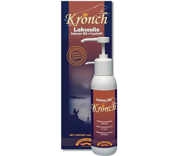 Kronch lososový olej 500 ml