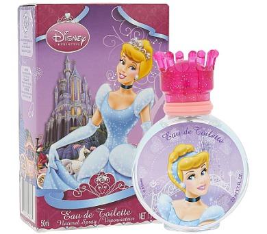 Toaletní voda Disney Princess Cinderella