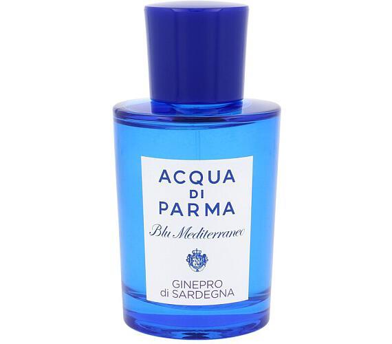 Toaletní voda Acqua di Parma Blu Mediterraneo Ginepro di Sardegna + DOPRAVA ZDARMA