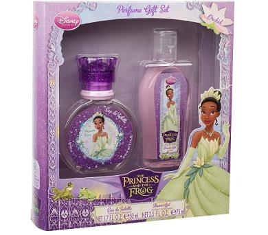 Toaletní voda Disney Princess The Princess and The Frog