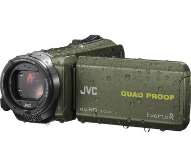 GZ-R435G FULL HD VODOTĚSNÁ KAMERA JVC + DOPRAVA ZDARMA