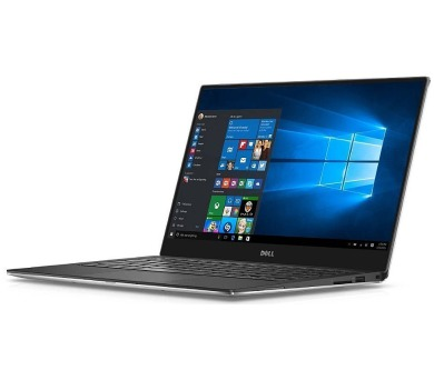 "DELL XPS 13 (9360)/ i7-7560U/ 16GB/ 512GB SSD/ 13.3"" FHD AG/ W10/ stříbrný/ 2YNBD on-site"