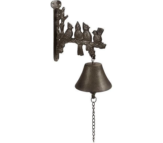Kovový zvonek Bell 1 (26x20x10,8 cm)