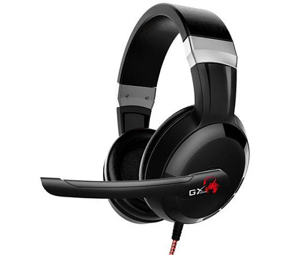 GENIUS GX Gaming herní headset HS-G580 + DOPRAVA ZDARMA