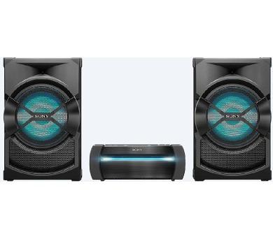 SONY SHAKE-X30D Vysoce výkonný domácí audiosystém s přehráváním DVD (SHAKEX30IKPI.YS)