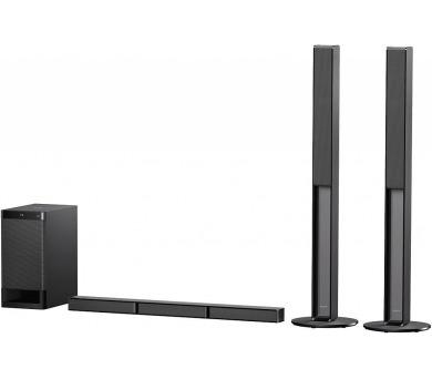 SONY HT-RT4 Systém domácího kina s 5.1kanálovým zvukovým projektorem (HTRT4.CEL)