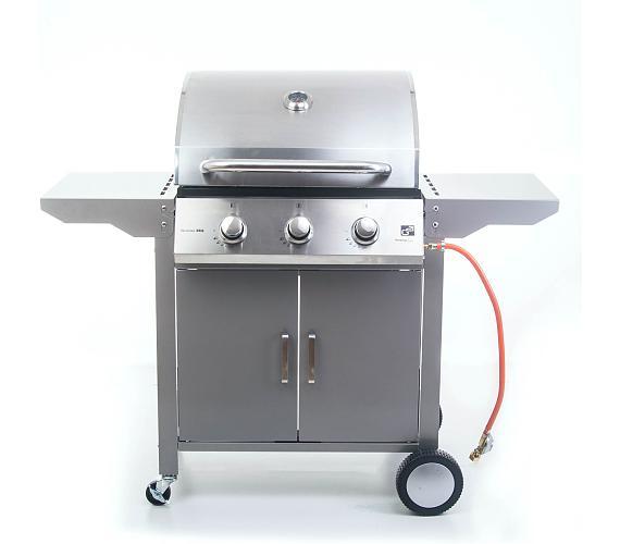 G21 Oklahoma BBQ Premium Line 3 hořáky + redukční ventil