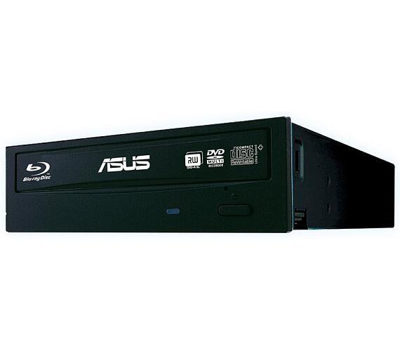 ASUS BLU-RAY BW-16D1HT/BLK/G/ černá/ SATA/ bulk + DOPRAVA ZDARMA