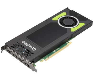 HP NVIDIA Graphics PLUS Quadro M4000 8GB / PCI-E / 4x DP