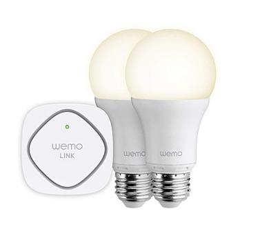 BELKIN WeMo LED Lighting Starter Set + DOPRAVA ZDARMA