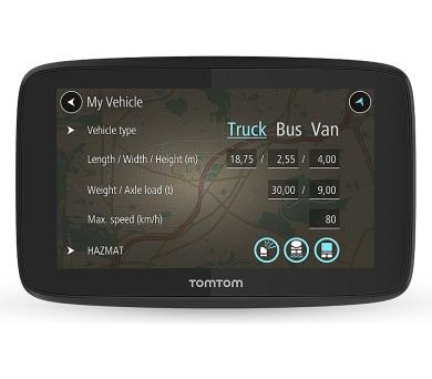 TomTom GO Professional 520 EU