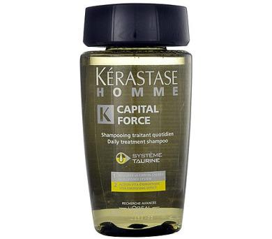 Kérastase Homme Capital Force Daily Treatment Shampoo + DOPRAVA ZDARMA