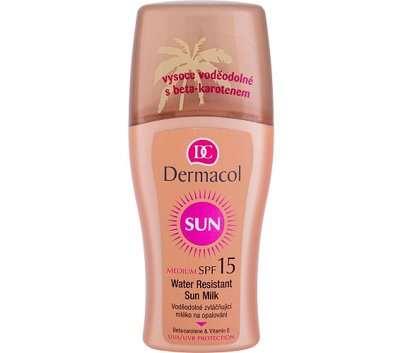 Dermacol Sun Milk Spray SPF15