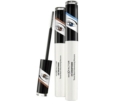 Řasenka Max Factor Eye Brightening Tonal Black Volumising Mascara