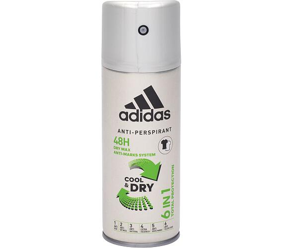 Adidas 6in1 Cool & Dry 48h