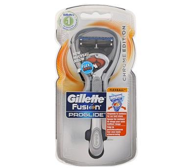 Gillette Fusion Proglide Flexball Chrome