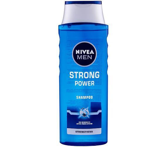 Nivea Men Strong Power Shampoo