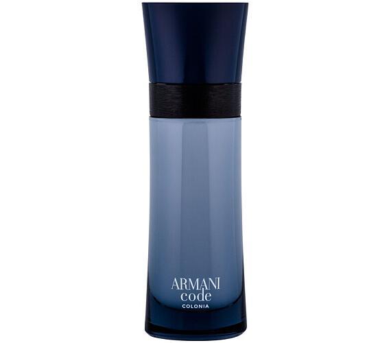 Toaletní voda Giorgio Armani Code Colonia + DOPRAVA ZDARMA